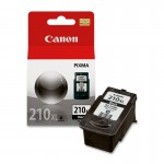 Canon PG-210XL High Capacity Black Ink Cartridge For PIXMA MP240 and MP480 Printers 2973B001