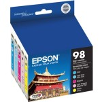 Epson High Capacity Multipack Ink Cartridge T098920