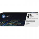 HP 312X High Yield Black Original LaserJet Toner Cartridge CF380X