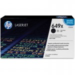 HP 649X High Yield Black Original LaserJet Toner Cartridge CE260X