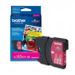 Brother High Yield Magenta Ink Cartridge LC65HYM