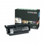 Lexmark High Yield Return Program Black Toner Cartridge T650H11A