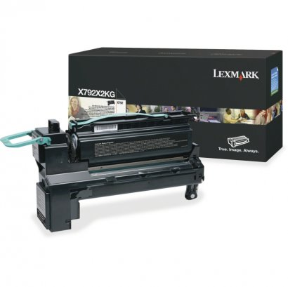 Lexmark High Yield Toner Cartridge X792X2KG