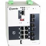 Perle Industrial Managed Power Over Ethernet Switch 07016850
