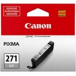 Canon CLI-271GY Ink Cartridge 0394C001