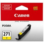 Canon CLI-271Y Ink Cartridge 0393C001