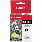 Canon BCI-6Bk Ink Cartridge 4705A003
