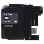 Brother Ink Cartridge, 2400 Page Yield, Black LC109BK