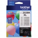 Brother Ink Cartridge High Yield  LC203BK