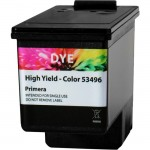 Primera Ink Cartridge, High Yield Color Dye - LX610 53496