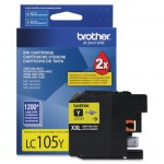 Brother Innobella Ink Cartridge LC105Y