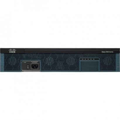 Integrated Service Router CISCO2921-HSEC+/K9