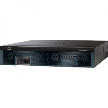 Cisco Integrated Services Router - Refurbished C2921VSECCUBEK9-RF