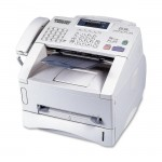 Brother 4100E IntelliFax Plain Paper Laser Fax/Copier FAX-4100E
