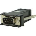Perle IOLAN SCG RJ45F to DB9M Adapter With DCD 04031360