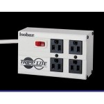 Tripp Lite Isobar 4-Outlet 120V Surge Suppressor ISOBAR4
