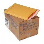 Sealed Air Jiffylite Self-Seal Mailer, #3, 8 1/2 x 14 1/2, Golden Brown, 25/Carton SEL10188