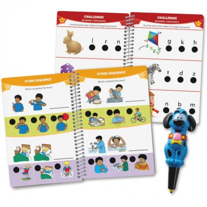 Hot Dots Jr Pre-K Reading Set 2390