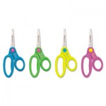 "Westcott Kids Scissors With Antimicrobial Protection, Assorted Colors, 5"" Pointed ACM14607"