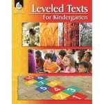 Shell Leveled Texts for Grade K 51627
