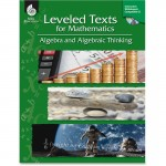 Shell Leveled Texts for Mathematics: Algebra and Algebraic Thinking 50716