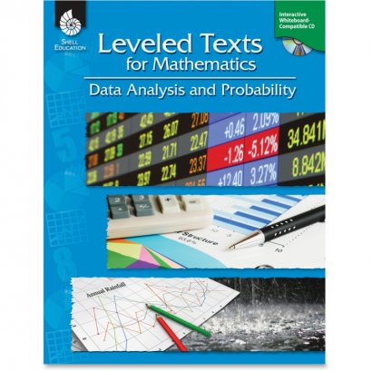 Shell Leveled Texts for Mathematics: Data Analysis and Probability 50755