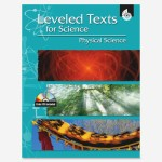 Shell Leveled Texts for Science: Physical Science 50161