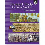 Shell Leveled Texts for Social Studies: Early America 50081