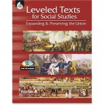 Shell Leveled Texts for Social Studies: Expanding and Preserving the Union 50082