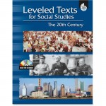 Shell Leveled Texts for Social Studies: The 20th Century 50084