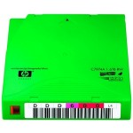 HP LTO Ultrium 4 Non Custom Labeled Tape Cartridge C7974AN