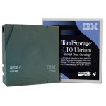 IBM LTO Ultrium 4 Tape Cartridge 95P4436