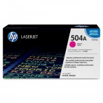 HP Magenta Original LaserJet Toner Cartridge CE253A