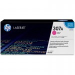 HP 307A Magenta Original LaserJet Toner Cartridge CE743A
