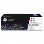 HP Magenta Original LaserJet Toner Cartridge CE413A