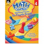 Shell Math Games: Skill-Based Practice for Fourth Grade 51291