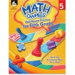 Shell Math Games: Skill-Based Practice for Fifth Grade 51292