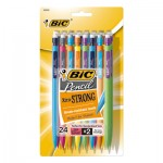 BIC Mechanical Pencil Xtra Strong, 0.9mm, Assorted, 24/Pack BICMPLWP241