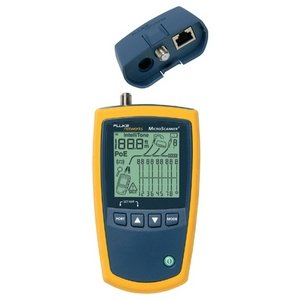 Fluke Networks MicroScanner2 Cable Verifier MS2-100