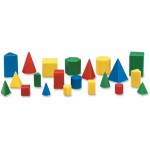 Mini GeoSolids Shapes Set LER0913