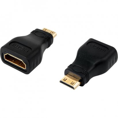4XEM Mini HDMI Male To HDMI A Female Adapter 4XHDMIFMMINI