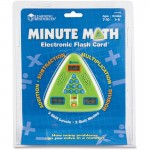Minute Math Electronic Flash Card LER6965