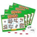 Money Bingo Game T6071
