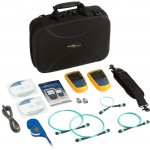 Fluke Networks MultiFiber Pro Testing Base Kit MFTK1200