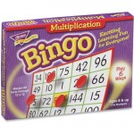 Multiplication Bingo Learning Game T6135