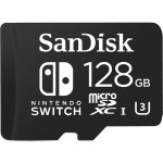 SanDisk NINTENDO-Licensed Memory Cards For Nintendo Switch SDSQXBO-128G-ANCZA