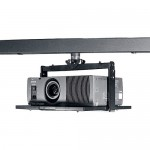 Chief Non-Inverted LCD/DLP Projector Ceiling Mount Kit LCDA220C