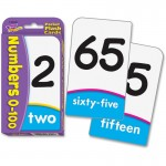 Numbers 0-100 Pocket Flash Cards 23040