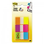 Post-it Flags Page Flags in Portable Dispenser, Assorted Brights, 60 Flags/Pack MMM680EGALT