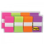 Post-It Flags Page Flags in Portable Dispenser, Bright, 160 Flags/Dispenser MMM680PGOP2